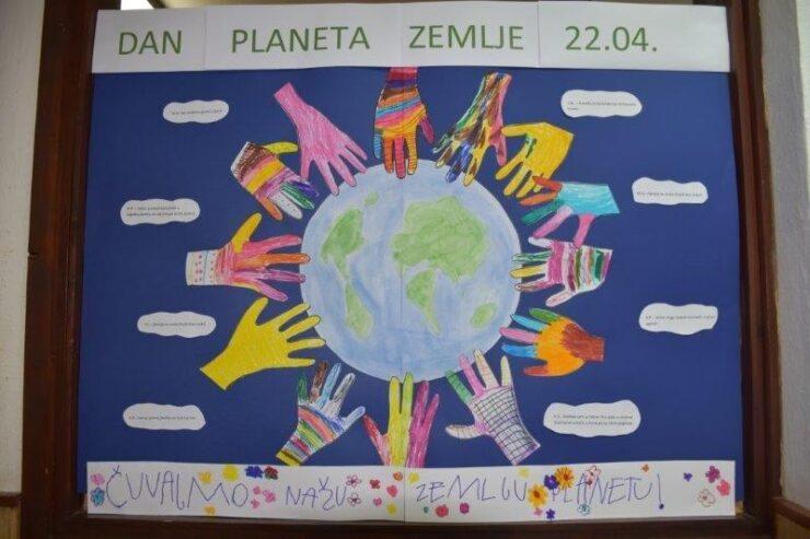 Dan planeta Zemlje 22.4.2021